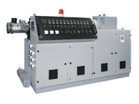 HIGH EFFICIENT SINGLE SCREW EXTRUDER